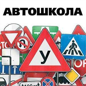 Автошколы Елани