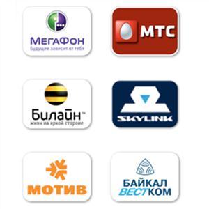 Операторы сотовой связи Елани
