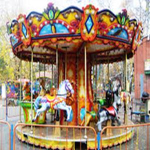 Парки культуры и отдыха Елани